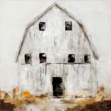 Quaker Barn Painting