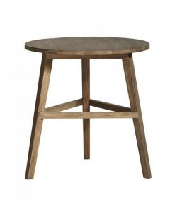 Cricket Table Weathered Oak