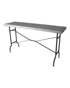 Long Metal Console