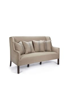 Provincial Two Seat Sofa