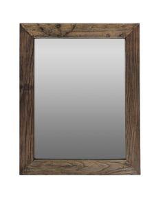 Reclaimed Elm Mirror