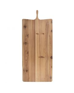 French Cheese Board Rectangular Large (OUT OF STOCK - NO DUE DATE)