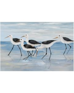Seagulls Painting  M1