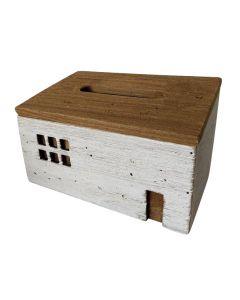 House Tissue Box  Large M2