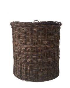 Laundry Basket W Lid Set2  M1