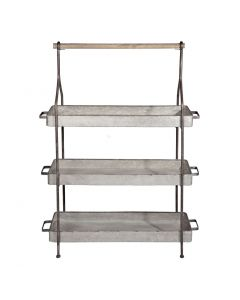 Three Tiered Storage Stand